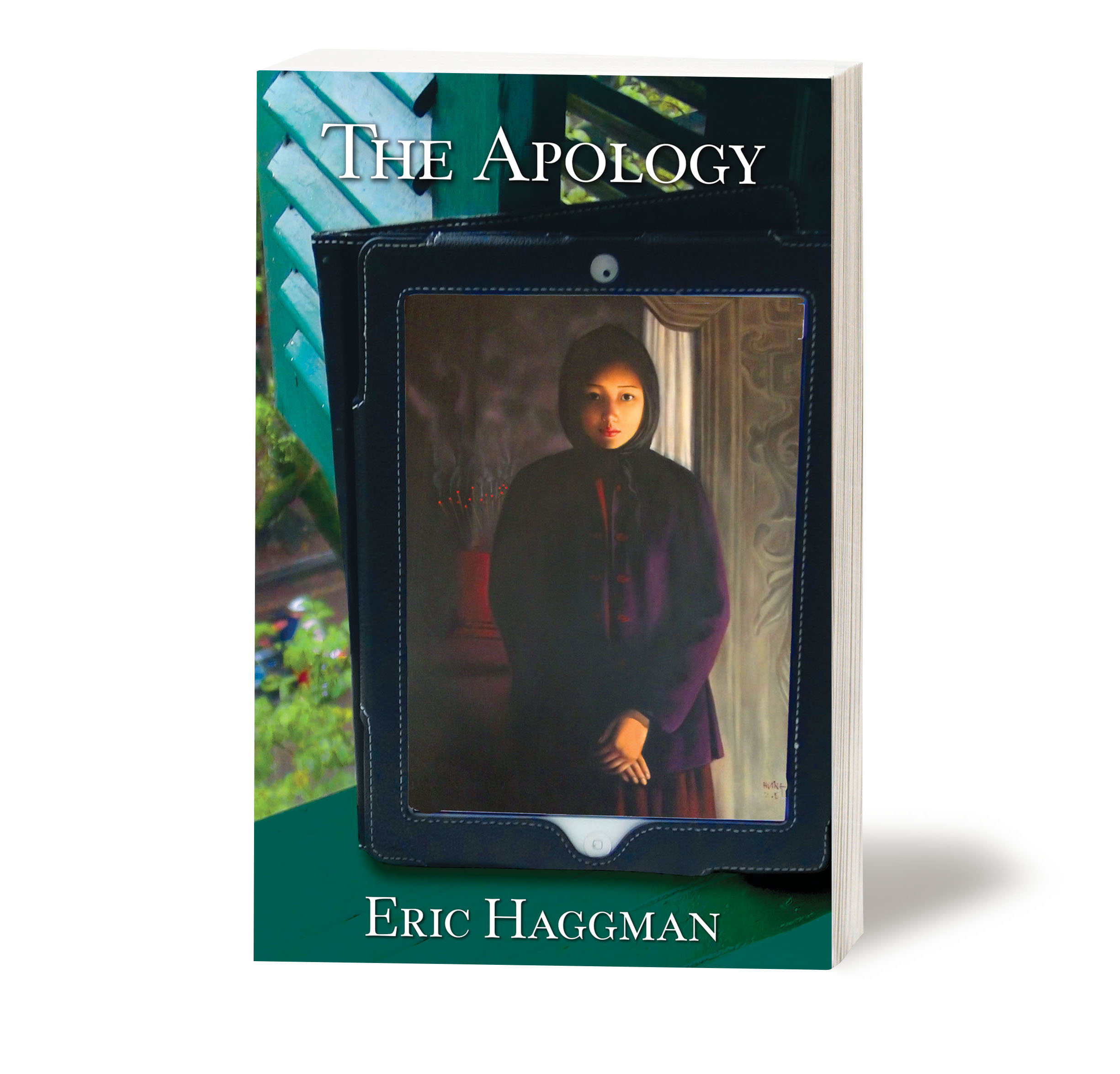 The Apology by Eric Haggman